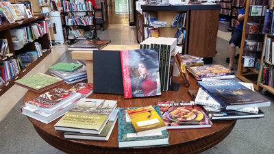 Library Shop at Main shop photo