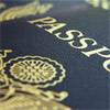 passport graphic icon